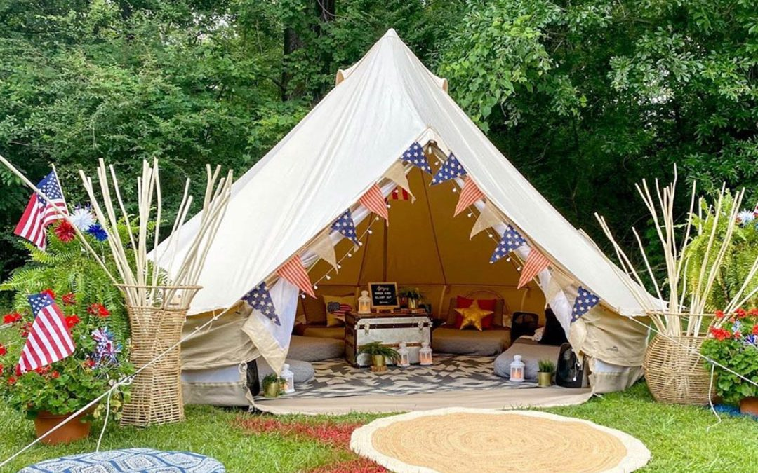 This Mississippi Company Takes Glamping to a Whole New Level